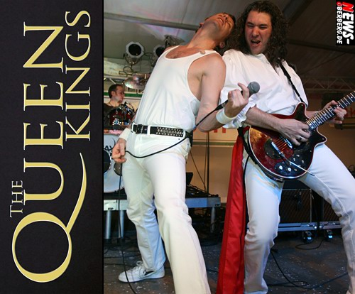 Engelskirchen: ´We are the Champions!´ Rocknacht mit QueenKings (Mayqueen) & Living Planet war TOP!