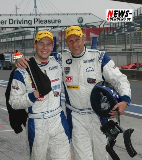 Nürburgring: ´Vater-Sohn Dreikampf!!´Wenn der Vater mit dem Sohnemann zum Rennen antritt @55. ADAC Westfahlenfahrt (Langstreckenmeisterschaft)