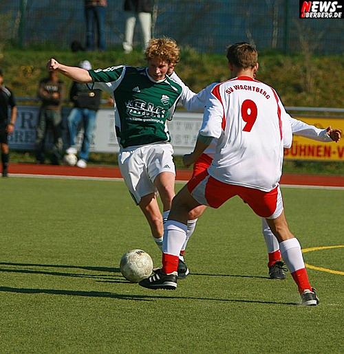 22. Spieltag Fussball Landesliga: Binsenweisheit! Wer 1:0 führt der stets verliert!! SSV Bergneustadt – SV Wachtberg 1:2 (1:0)