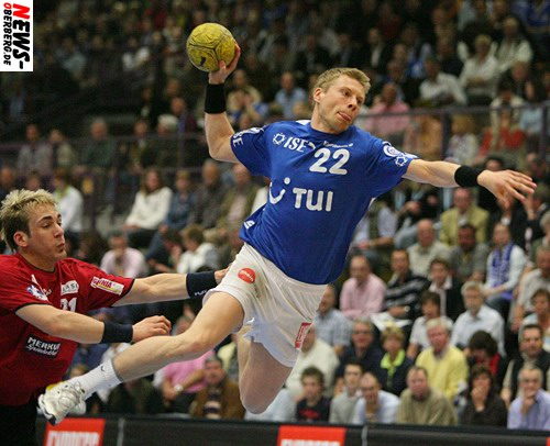 Handball.NEWS-on-Tour.de: Torjäger ´Goggi´ Gudjon Valur Sigurdsson verläßt VfL Gummersbach (2009)! Er hat bereits jetzt bei den Rhein-Neckar Löwen unterschrieben
