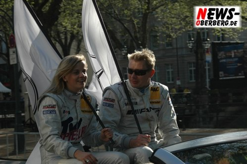 Susie Stoddart - Mika Häkkinen