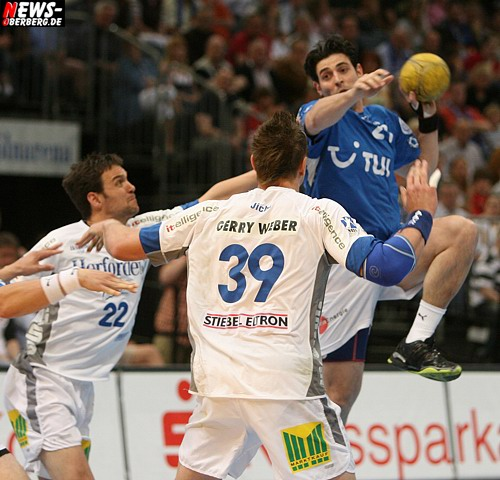 Handball.NEWS-on.Tour.de: Handball Doppelveranstaltung am Samstag in der Kölnarena! VfL Gummersbach gegen TBV Lemgo und Leichlinger TV gegen Bor. Mönchengladbach