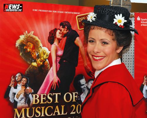 Köln: Best of Musical! Europas größte Musical-Gala mit Wicked, Tarzan, Mary Poppins, Dirty Dancing und u.v.m.