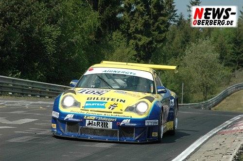 Nürburgring: 2. Saisonsieg für den Land-Porsche! Hans-Joachim Stuck bei Unfall schwer verletzt