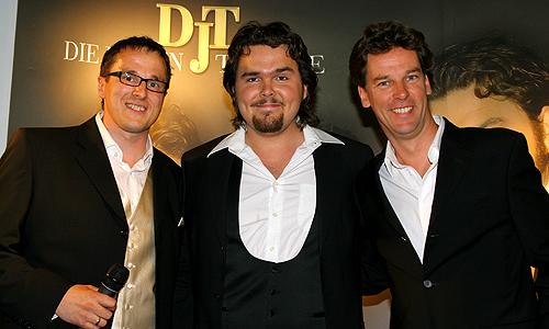 Gummersbach: ´Die Jungen Tenöre´ on Tour mit neuer CD ´Die Liebe siegt´. Im EKZ begeisterte das stimmgewaltige Trio mit einer Mischung aus Klassik und Pop