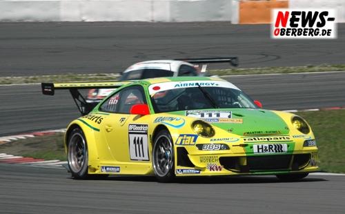 Nürburgring: Knoten geplatzt @5. Lauf zur BF Goodrich Langstreckenmeisterschaft! Nach vier Ausfällen in 2007 endlich der erste Sieg für den Manthey-Porsche