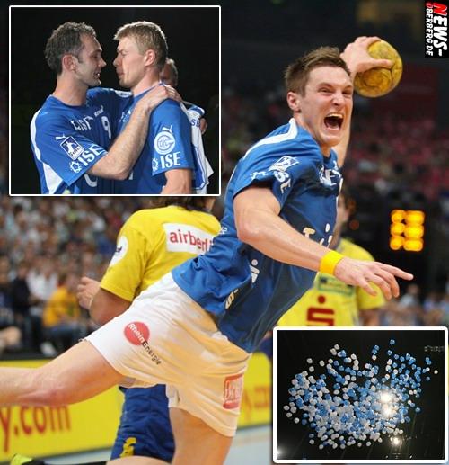Handball.NEWS-on-Tour.de (Kölnarena): Ziel erreicht!! VfL Gummersbach qualifiziert sich mit Sieg über die HSG aus Düsseldorf für die ersehnte Championsleague