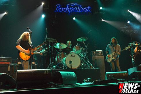 Köln: WDR Rockpalast – 21. Classic Rocknacht im Kölner Palladium – Gov´t Mule und Warren Haynes als Headliner