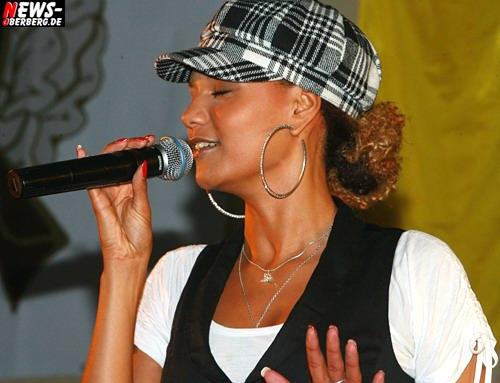 Francisca Urio - RTL Deutschland sucht den Superstar