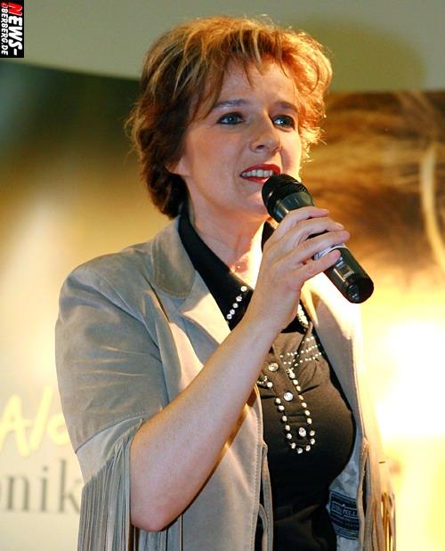 Sängerin Monika Martin ´Und ewig ruft die Liebe´