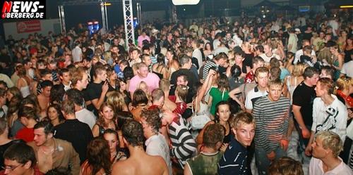 Stimmungsbild RS19 - Waldbröl RPR1 Party Night
