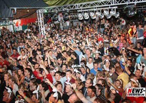 Mega Mallorca Party Gut Haarbecke