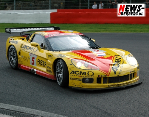 Belgien: (Fotshooting online!) Corvette ´Carsport Team Holland´ nach 24 Stunden überraschend als Sieger über die Ziellinie!! Schlagabtausch zwischen Corvette und Maserati! Bartels Zweiter @Spa Francorchamps