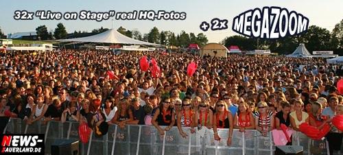 Olpe Ole 2007: Tausende feierten die Mallorcastars beim ´Sommerfest des Jahres!´ Olpe Ole @Fahlenscheid
