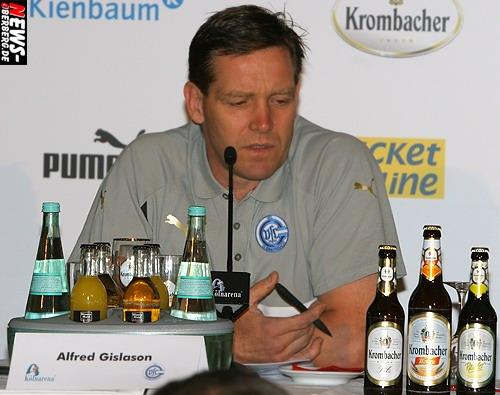 Trainer Alfred Gislason geht zum THW Kiel. (Handball)