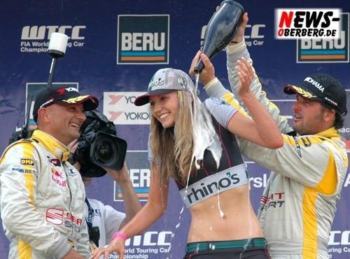Motorsport.NEWS-on-Tour.de: (WTTC) World Touring Car Championship @Oschersleben! Erster Sieg für einen Diesel (Seat) in der Tourenwagen WM