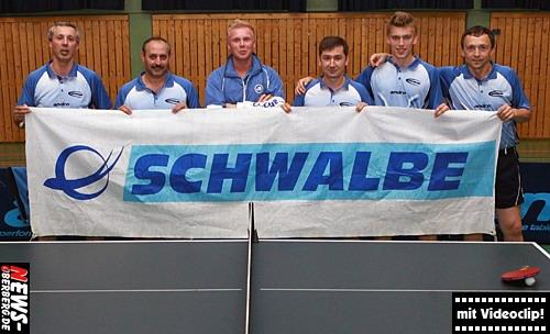 SPORT-Oberberg.de: (Tischtennis) TTC Schwalbe Bergneustadt stellte neues Team für die 2. Bundesliga vor! Ziel ist Klassenerhalt