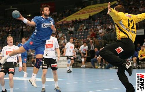 Handball.NEWS-on-Tour.de: (Kölnarena) Fans machten mächtig Stimmung! Erster Heimsieg für ´Gislason Team!´ VfL Gummersbach – HBW Balingen-Weilstetten 35:28 (2x Videos Pressekonferenz)