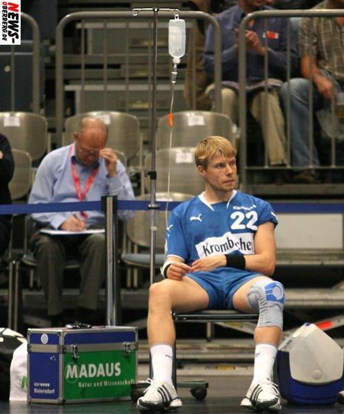 Handball.NEWS-on-Tour.de: Schlechte Nachricht für den VfL Gummersbach! Gudjon Valur Sigurdsson muss operiert werden! Die Diagnose lautet ´Luxation mit Labrum-Abriss!´