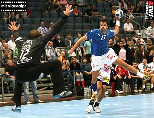 Handball.NEWS-on.Tour.de: (Kölnarena) Champions League! VfL Gummersbach baut durch wichtigen Sieg die Gruppenführung in der ´Todesgruppe´ (Gruppe F) aus