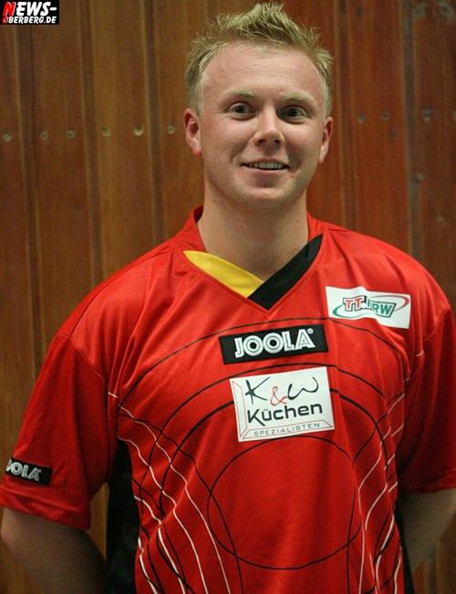 Roman Rosenberg - TTC Schwalbe Bergneustadt