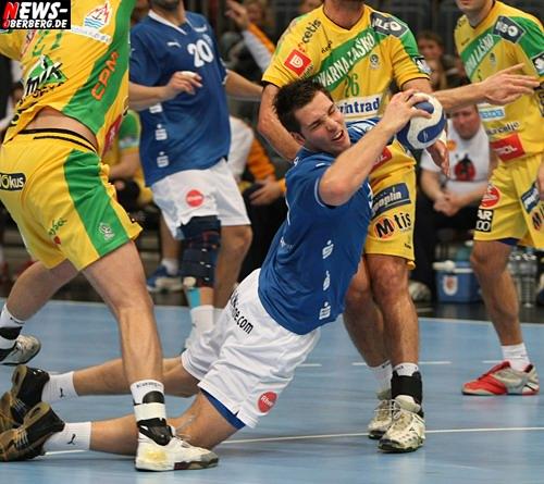 Handball.NEWS-on-Tour.de: (EHF Champions League) Der VfL Gummersbach unterliegt in der Hölle von Celje mit einem Tor! Celje Pivovarna Lasko – VfL Gummersbach 28:27
