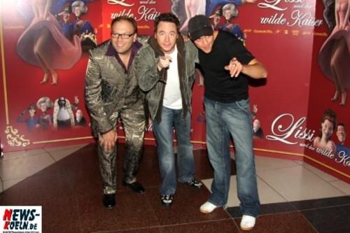 KINONEWS:NEWS-On-Tour.de: (Köln) Bully stellte seinen neuen Film ´Lissi und der wilde Kaiser´ im Cinedom vor