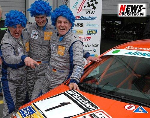 Motorsport.NEWS-on-Tour.de: 32. DMC Münsterlandpokal @Nürburgring! Hückeswagener Fritzsche-Brüder sichern sich mit Marco Wolf den Titel