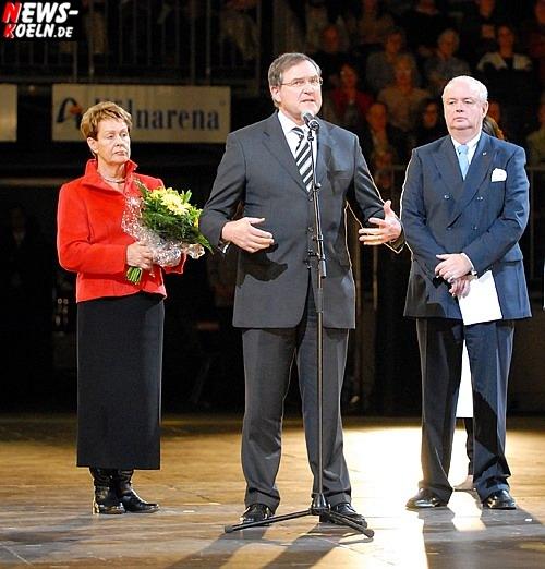 Bundesverteidigungsministers Dr. Franz Josef Jung und Ralf Bernd Assenmacher