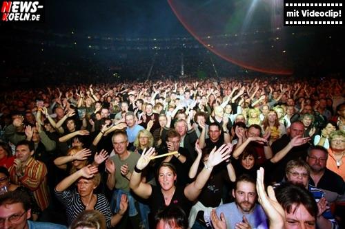 Köln: ´Oldies Total 2007 – Das ultimative Oldie Festival in NRW´(Über 70!! HQ-Fotos und ein genialer ´BEST OF Videoclip´) Back to the good old Times!! 8. Auflage der Oldie Night ´Oldies Total!´ mit den Original Künstlern aus der Zeit in der es noch ´echte gute Musik gab´ lockte weit über 8.000 Zuschauer an