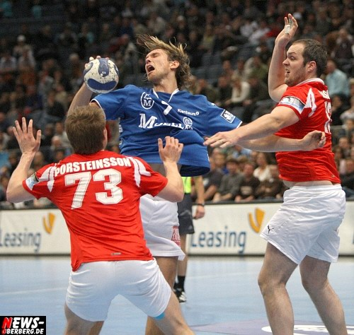Handball.NEWS-on-Tour.de: VfL Gummersbach will als Favorit in der Eugen-Haas Halle die leidenschaftlichen Isländer Handballer (Fram Reykjavik) in der ´kleine Europameisterschaft´ (EHF-CUP) schlagen