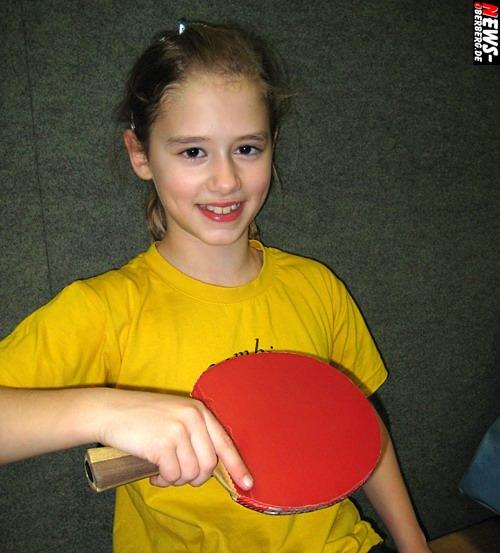 Tischtennis.NEWS-on-Tour.de: (Jülich/Bergneustadt) Schwalbes Nachwuchstalent Christine Lammert (10) ist neue WTTV-Ranglistensieger mit 24:0 Sätzen und 8:0 bei den C-Schülerinnen