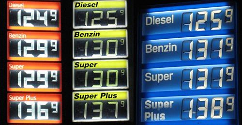 Bergneustadt: Sprit bis zu 3 Cent wieder günstiger!! Aber nicht nur ARAL hat nun einen Preis für Benzin und Super