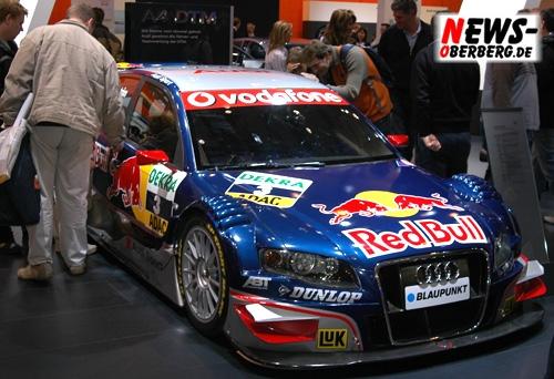 Motorsport.NEWS-on-Tour.de: ´40. Essen Motor Show! (EMS 2007)´ Teil 2 – Motorsport auf der Messe zum Jubiläum!