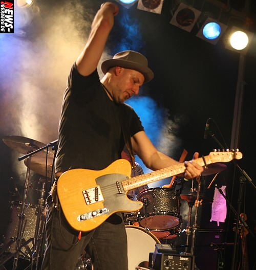 Fury in the Slaugtherhouse (Kai Wingenfelder) Live on Stage