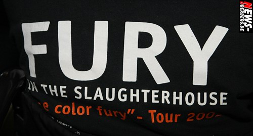 Fury in the Slaughterhouse - LOGO