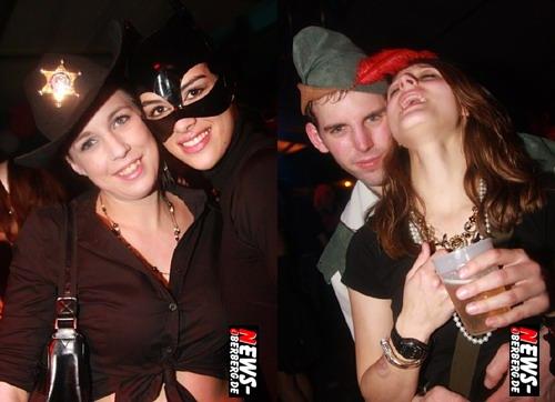 Engelskirchen: (Fotoshooting) Weiberfastnachtsparty 2008 im Festzelt in Engelskirchen! Tausende Menschen feierten bei bester Partylaune Weiberfastnacht in der Karnevalshochburg