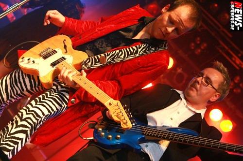 Halle-Luja (Die Westernhagen Cover Band) Foto: www.NTOi.de