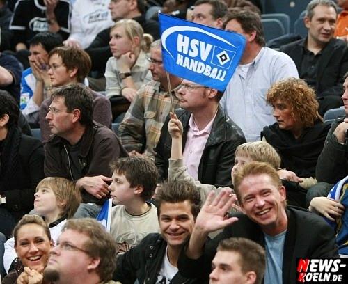 Handball.NEWS-on-Tour.de: (Vorabericht) ´Spitzenspiel Teil II!´ VfL Gummersbach gegen HSV Hamburg @LANXESS arena