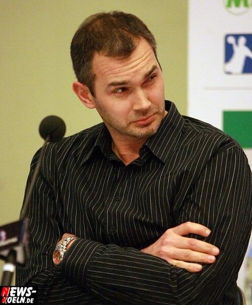 François-Xavier Houlet, VfL Gummersbach Sportdirektor