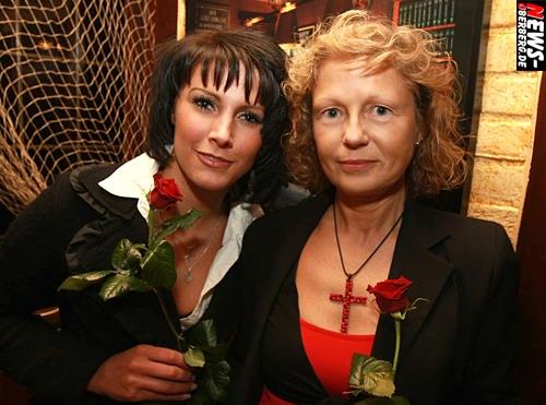 Tina Grau und Brigitte Berz