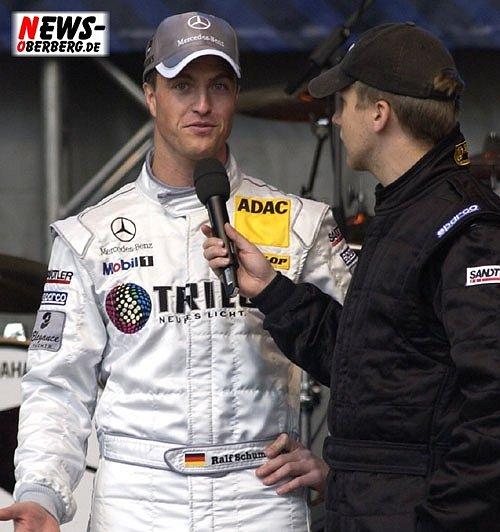 Ralf Schumacher - Oliver Pocher
