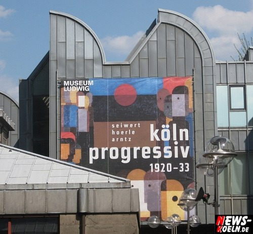 Museum Ludwig - Köln - Kunst. Foto: Wolfgang Sasse [ Foto+TV Agentur NTOi.de ]