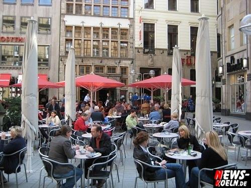 ´Das Früh´ Biergarten @Köln Foto: Wolfgang Sasse [ Foto+TV Agentur NTOi.de ]