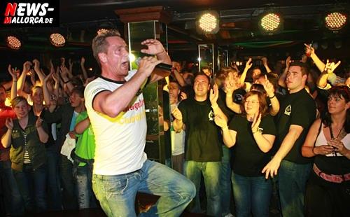 Jürgen Milski_(bb_juergen) Deutschland ist der geilste Club der Welt. Liveact im Oberbayern auf Mallorca 2008