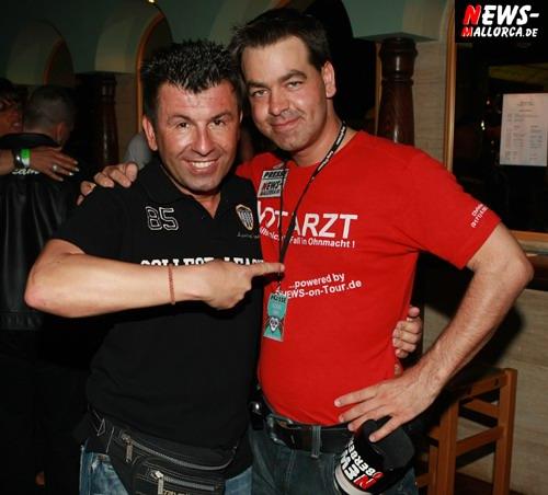 Dragan Prgesa und Christian Sasse