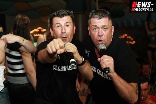 Jörg Krusche und Dragan Prgesa (RTL-Autohändler)
