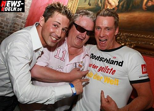 NIC ´Einen Stern, Zwei weiße Pferde, Immer noch´ - DJ Nobby - BB-Juergen. Foto ´Der Sasse´ Foto+TV Agentur www.NTOi.de