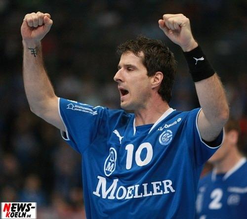Handball.NEWS-on-Tour.de: VfL Gummersbach auf dem Weg zum SCHLECKER CUP 2008 (Vorbereitungsturnier)