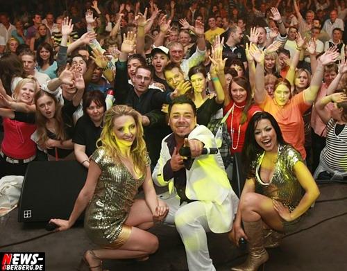 Sexy Hot Banditoz - Live on Stage - Veo Veo @Mega Mallorca Party 2008 (100 Jahre SSV Bergneustadt)